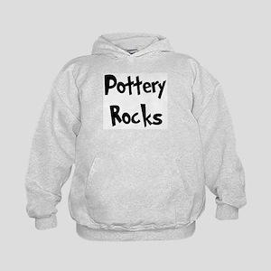 Pottery Rocks Kids Hoodie
