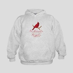 Cardinals Appear Hoodie