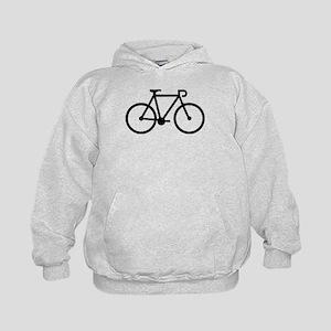 Bicycle bike Kids Hoodie