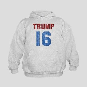Donald Trump 2016 Kids Hoodie