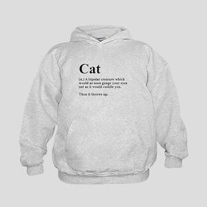 Cat Definition Hoodie