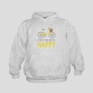 Makes You Happy Hoodie