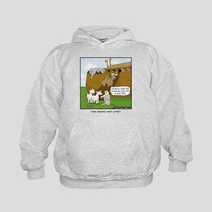 Unicorn Extinction Kids Hoodie