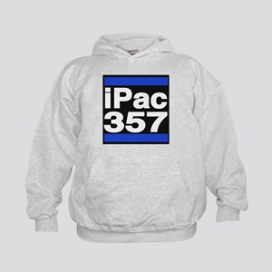 ipac 357 blue Hoodie