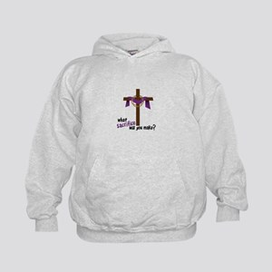 What Sacrifice will you make? Hoodie