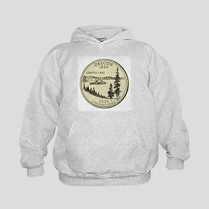 Oregon Quarter 2005 Basic Sweatshirt
