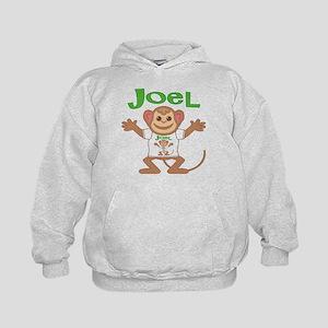 Little Monkey Joel Kids Hoodie