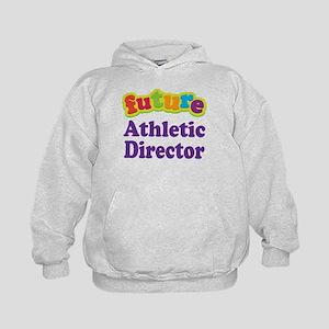 Future Athletic Director Kids Hoodie