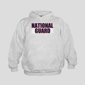 NATIONAL GUARD Kids Hoodie