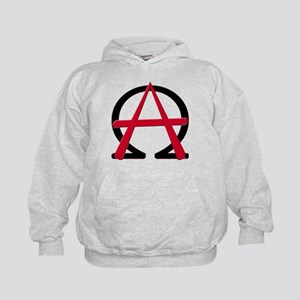 Christain Anarchy Kids Hoodie