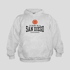 San Diego Kids Hoodie