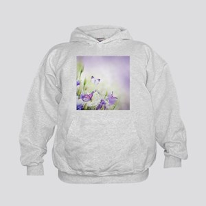 Flowers and Butterflies Hoodie