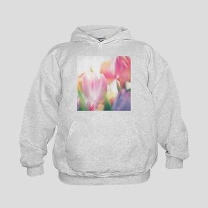 Beautiful Tulips Hoodie