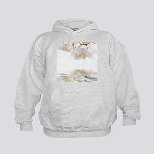Orchids Reflection Hoodie