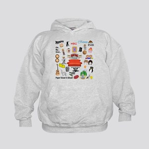 friendstv Collage Sweatshirt