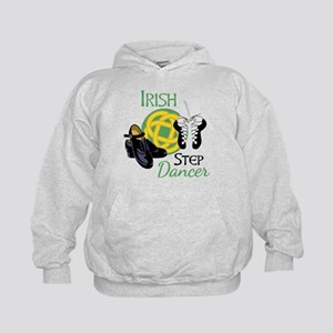 IRISH STEP Dancer Hoodie