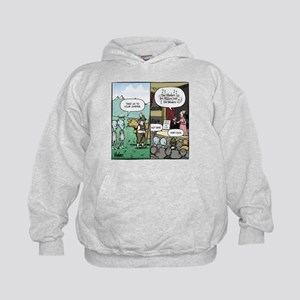 Take us to your Lieder Kids Hoodie