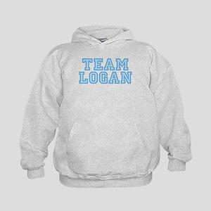 Team Logan Kids Hoodie