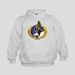 DUI - 101st Airborne Division Kids Hoodie