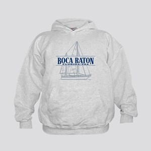 Boca Raton - Kids Hoodie
