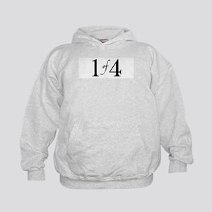 1 of 4 (First Born) Kids Hoodie