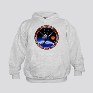 STS 7 Challenger Kids Hoodie