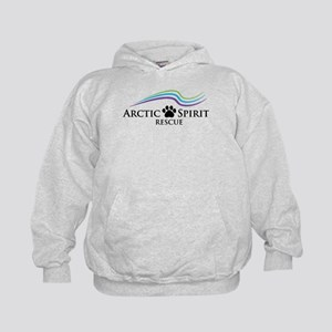 Arctic Spirit Rescue Kids Hoodie