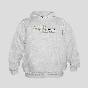 French Quarter NO Kids Hoodie