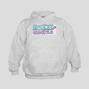 Hockey - Girls Rule Sweatshirt