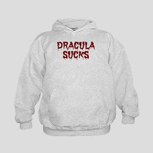 DRACULA SUCKS Kids Hoodie