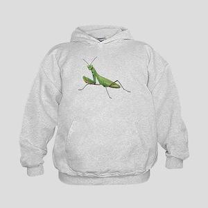 Praying Mantis Kids Hoodie