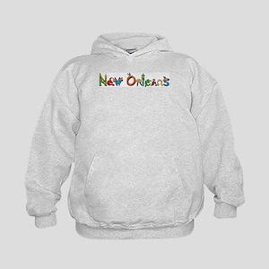 New Orleans Kids Hoodie