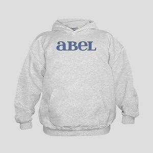 Abel Blue Glass Kids Hoodie
