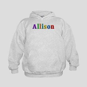 Allison Shiny Colors Hoodie