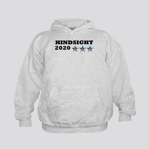 Anti-Trump Hindsight 2020 Kids Hoodie