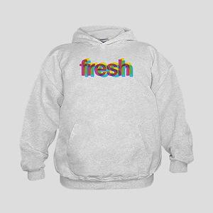 Fresh (CMYK) Kids Hoodie