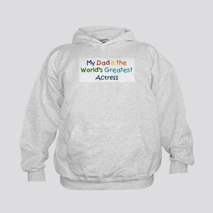 Greatest Actress Kids Hoodie