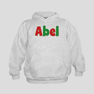 Abel Christmas Kids Hoodie