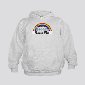 Someone in GA Loves Me Kids Hoodie