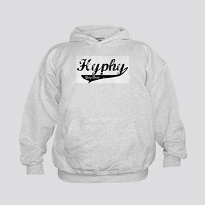 Hyphy Yay Area Kids Hoodie