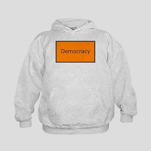 Democracy Kids Hoodie