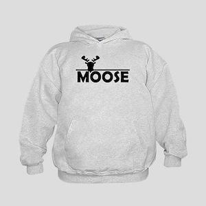 Moose Kids Hoodie