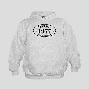 Vintage Aged to Perfection 1977 Sweatshirt