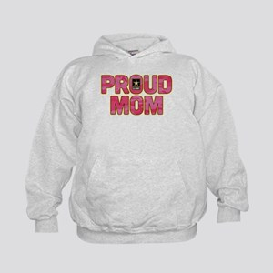 U.S. Army Proud Mom Kids Hoodie