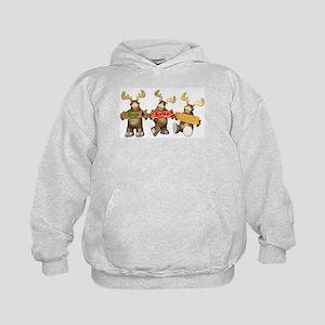 Moose Joy Kids Hoodie