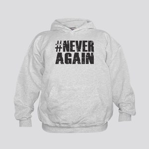#NEVER AGAIN Sweatshirt