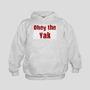 Obey the Yak Kids Hoodie
