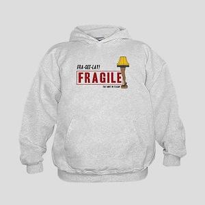 Fragile - That must be Italian Kids Hoodie