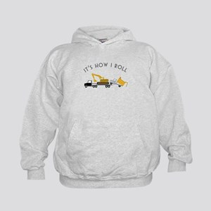 It's How I Roll Hoodie