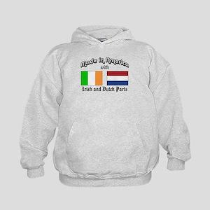 Irish-Dutch Kids Hoodie